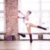 Танцовщица гоу-гоу Евгения