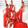 Танцовщица гоу-гоу Катя Rox из Москвы