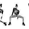 Танцовщица гоу-гоу Катя Rox