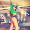Танцовщица go-go Марина