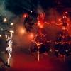 Аниматоры и огненные ходулисты