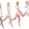 Танцовщица и гимнастка Ася