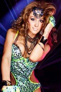 Танцовщица гоу-гоу Руслана