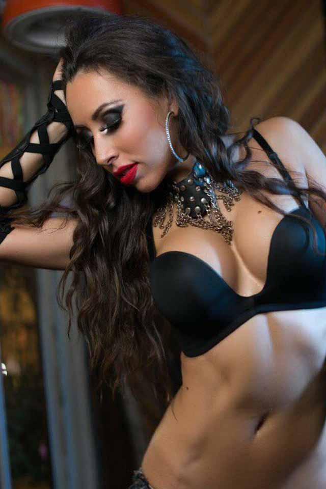 Танцовщица гоу-гоу Ксения В
