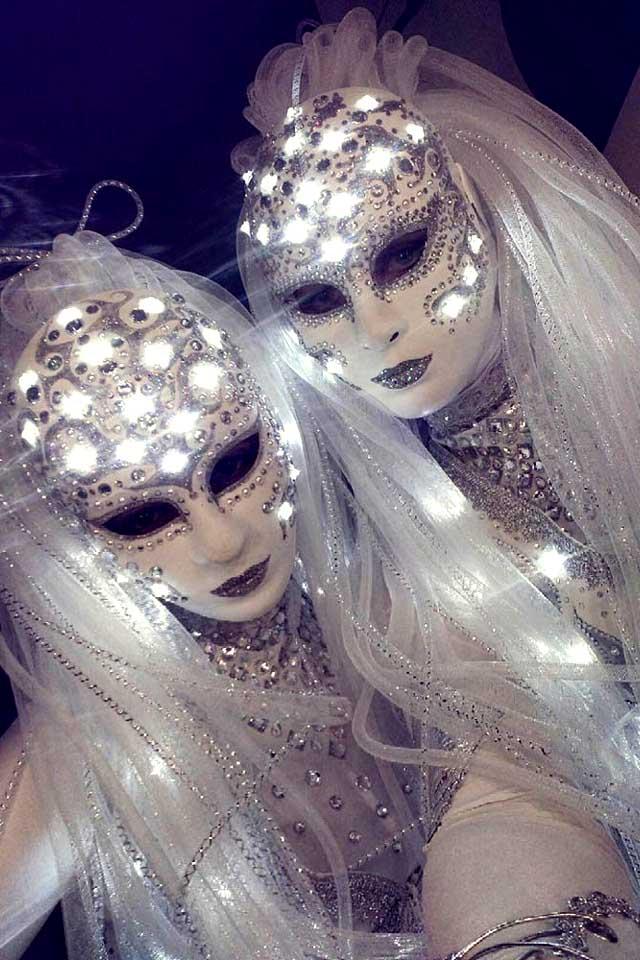 Цирковое танцевальное «P Show»