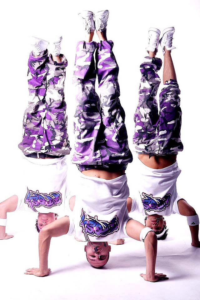 Танцевальная команда B Show