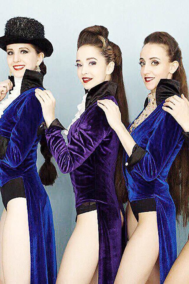 Танцевальное шоу Ольги
