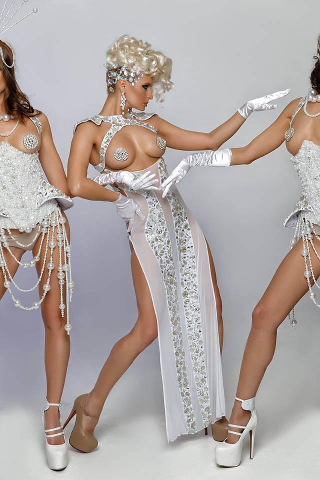 Танцевальное шоу «Ferro»